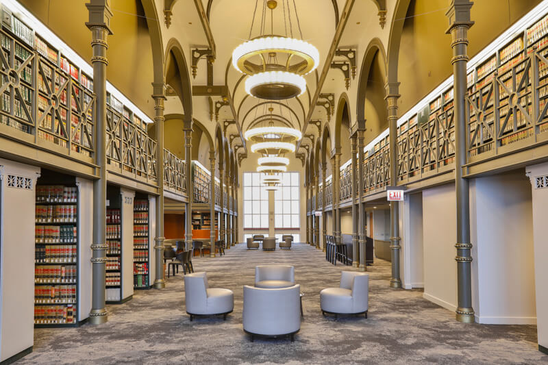 The Library, photo 1