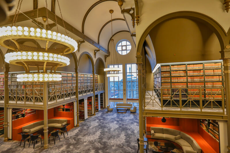 The Library, photo 2